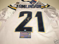 Ladainian Tomlinson Signed Chargers Authentic Jersey