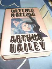 Ultime notizie Arthur Hailey