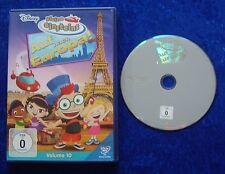 Kleine Einsteins Auf nach Europa Volume 10, Disney DVD