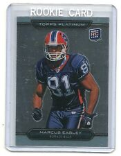 10 Topps Platinum-Marcus Easley-RC