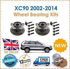 For Volvo XC90 2002-2014 TWO Rear Wheel Bearing Hub Kits x2 New OE Quality