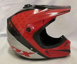 Fox V3 Pilot Helmet Carbon Fiber Pro Medium 57-58 CM