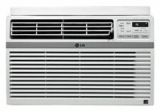 LG LW8015ER - 8,000 BTU 110V Window A/C: Remote & Window Accessories Included