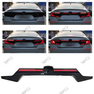 Fit 2018-2019 Honda Accord LED Tail Brake Breathing Light Dynamic Signal Lamp