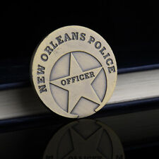US New Orleans Police Officer ST. Michael Challenge Coin Collectible Gift USA