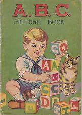 A.B.C. Picture Book. VG. ca. 1935