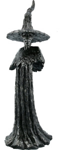Nemesis Now TALYSE Forest Woman Black Witch Wicca Pagan Figurine Ornament 30cm