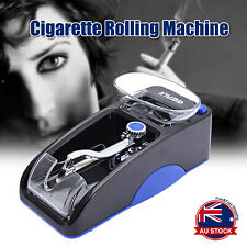 Automatic Cigarette Rolling Machine Tobacco Maker Electric Roll Injector Tube  C