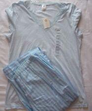 Cotton Blend Sleepwear Everyday Women's Pajama Sets