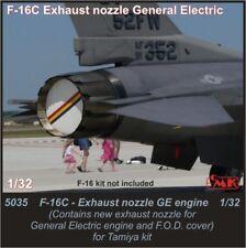 CMK 1/32 F-16C Exhaust Nozzle GE Engine for Academy / Tamiya  # 5035