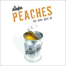 THE STRANGLERS Peaches The Very Best Of CD BRAND NEW Greatest Hits