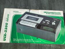 Auvisio Usb Kassettenrecorder UCR 2200