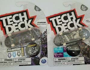 TECH DECK BLIND ULTRA RARE primitive and finesse series Lot of 2 Free Shipping