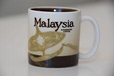 Mug Starbucks Malaysia City 16oz Oz Coffee Series Global Cup Icon Collector New