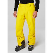 Helly Hansen Legendary Ski Pants Green Mens Size Large *REF104