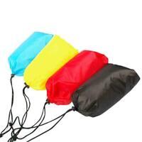 Kids Training Umbrella Soccer Running Exerciser Resistance parachutes drag P1J7