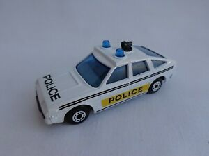 Vintage Matchbox Lesney Superfast No8 Rover 3500 Police Car LATE Issue VNMINT!