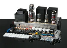 HiFi KT88 Valve Tube Amplifier Single-ended Class A Stereo Audio Amp DIY KIT