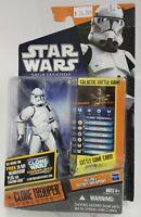 2010 Star Wars Saga Legends Clone Trooper Figure New SL16