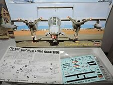 HASEGAWA 1/72nd SCALE  OV-10D BRONCO LONG NOSE  # DT-108