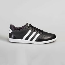 853d415de17 adidas Womens Mens Trainers Neo Running Sport Shoes Gym SNEAKERS Black white  UK 8.5 Adi