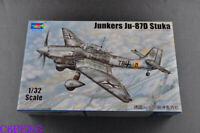 Trumpeter 03217 1/32 Junkers Ju87D Stuka hot