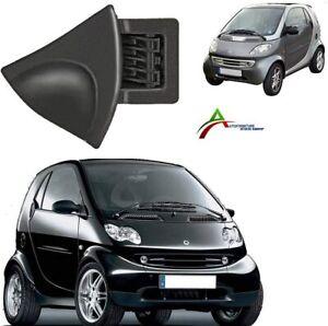 Maniglia apertura apri porta interna destra nera per smart w450