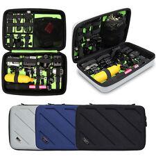 BUBM EVA Hard Shockproof Protective Bag Organiser Accessories Case GoPro Hero3 4