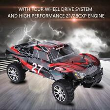 HSP 94763 Rc Car 1/8 Nitro Power 4WD Two Speed Off Road Buggy High Speed+Remote
