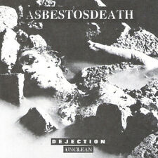Asbestosdeath ‎- Dejection Unclean CD - SEALED - New Copy - Sleep Om Album