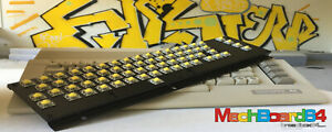 Mechboard 64 mechanical replacement keyboard for Commodore 64