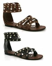 0cdff3c50 Zip Gladiator Sandals for Women for sale