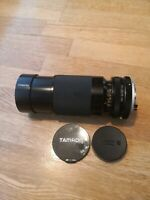 Tamron Zoom 1:3.8-4 80-210 mm Lens TESTED for Konica