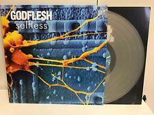 """Godflesh """"Selfless"""" Xnoybis Clear Vinyl - NEW"""