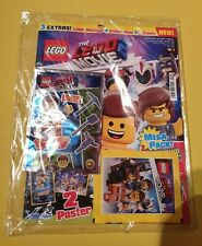 Lego  The LEGO MOVIE 2 Magazin  NR.1  + Minifigur + Sticker + Album  NEU /OVP