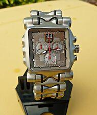 OAKLEY Minute Machine Silver Face 10-194 Titanium Case/Bracelet. Rare!!!