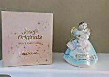 Josef Originals Baby'S Christening Figurine Applause
