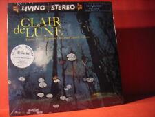 """AGOULT """" CLAIR DE LUNE """" (180GRAM-CLASSIC-RECORDS/4x45RPM-LP-SET/FACTORY SEALED)"""
