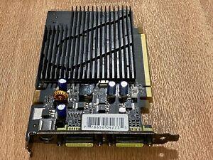 XFX Nvidia GF 7600GS PV-T73P-UDJ3 256MB Dual Head DVI PCIe Graphics Card
