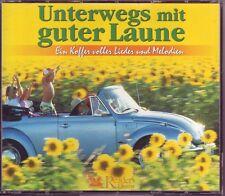 Unterwegs mit guter Laune  -  Reader 's Digest 5 CD Box   OVP