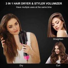 One Step Hairdryer, Straightener and Volumiser - Create Beautiful Styles