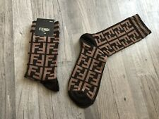 New Fendi Socks One Size 40-46
