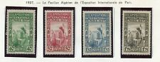 TIMBRE COLONIES FRANCAISES ALGERIE NEUF SERIE N° 127/130 *