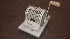 Paymaster 875 Check Signer and Protector with  FREE Ink Ribbon & Prefix