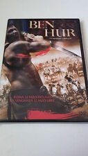 "DVD ""BEN HUR"" MINISERIE COMPLETA COMO NUEVA KRISTIN KREUK EMILY VANCAMP JOSEPH"