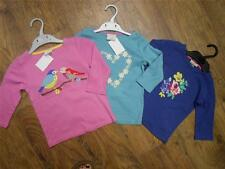 Boden Floral 100% Cotton Girls' T-Shirts & Tops (2-16 Years)