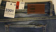 G-Star L34 Damen-Jeans im Gerades Bein-Stil
