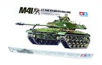 Tamiya Military Model 1/35 U.S.TANK M41 WALKER BULLDOG Scale Hobby 35055