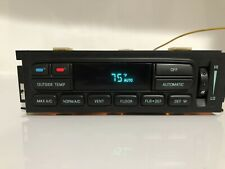95-97 Lincoln Town Car Heater A/C Digital Climate Control F7VH-19C933-AA A845