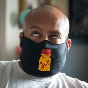 Poppers Reusable Lightweight Daily Face Mask  |